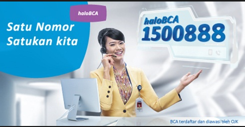 CALL CENTER BCA