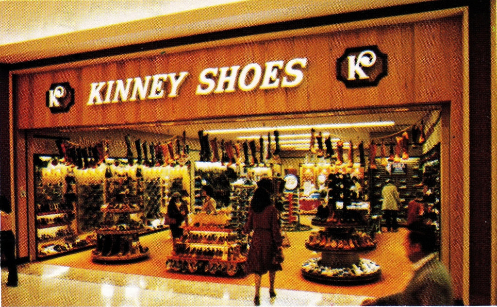 Vintage  S Kinney Brand Shoes
