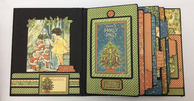 Christmas Magic Album Graphic 45