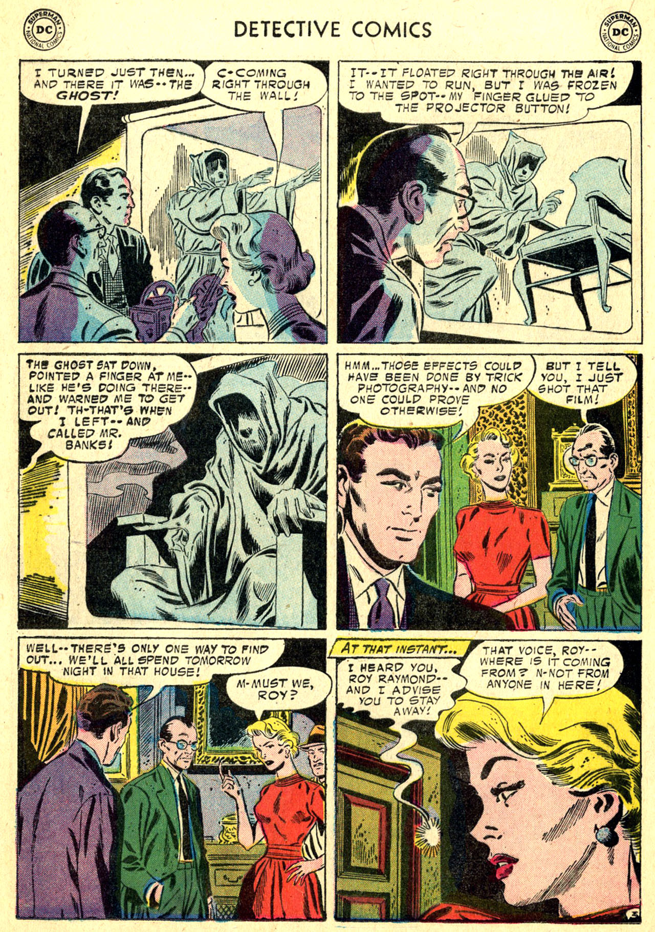 Read online Detective Comics (1937) comic -  Issue #249 - 20