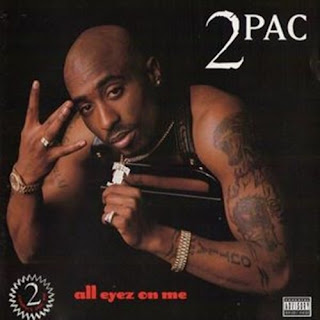 Tupac Shakur All Eyez on Me