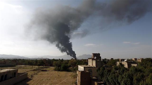 Jatos sauditas matam mais de 30 civis no Iêmen - MichellHilton.com