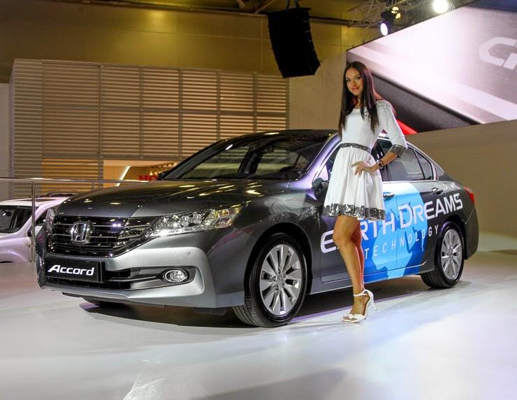Хонда-Акорд 2015