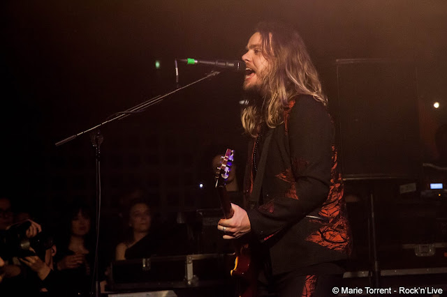 The Struts Luke Spiller Paris Trabendo Rock Rock'n'Live Marie Torrent Young and Dangerous Body Talks Polydor