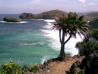 Objek Wisata Pantai Klayar