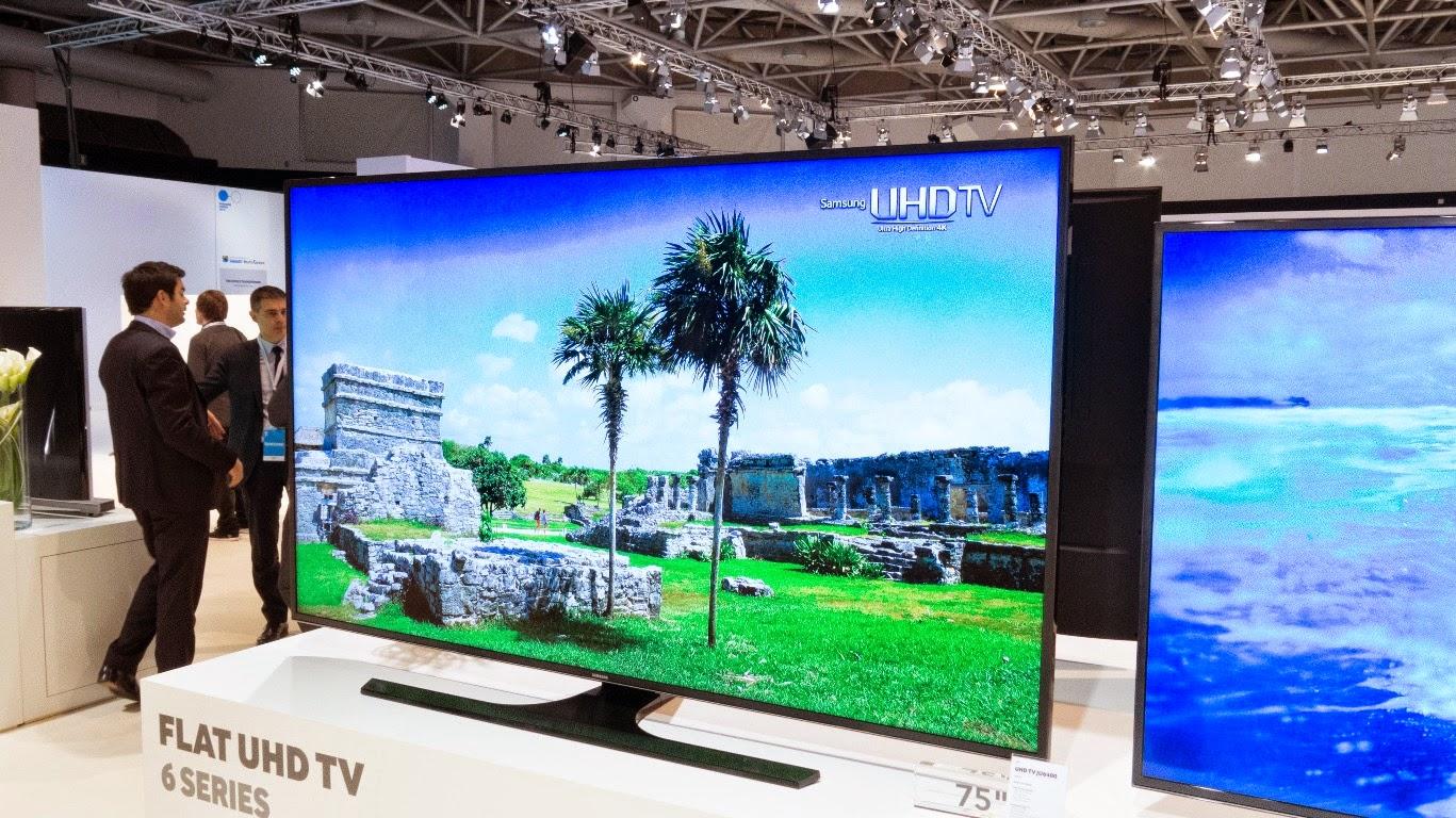 Samsung Luncurkan Tizen Tv Baru Seri 6 Dan Seri 7 Untuk Pasar Menengah
