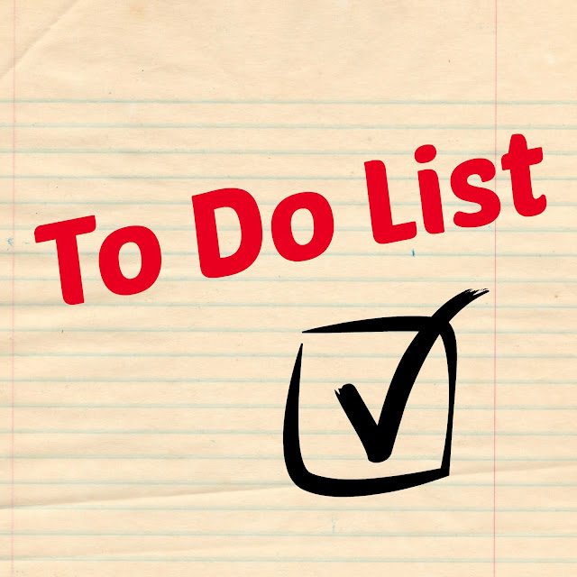 To Do List- Imprimible