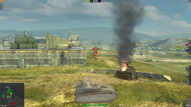 World of Tanks Blitz Windows 10
