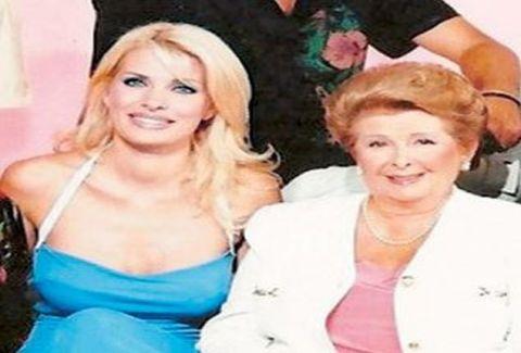 «Τώρα που πέθαναν οι κόρες μου αυτή δεν…»! Απίστευτη επίθεση της Βέφας Αλεξιάδου στην Ελένη Μενεγάκη!