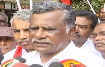 CPI Mutharasan on Corruption-free Regime and Opinion Polls | Press Meet