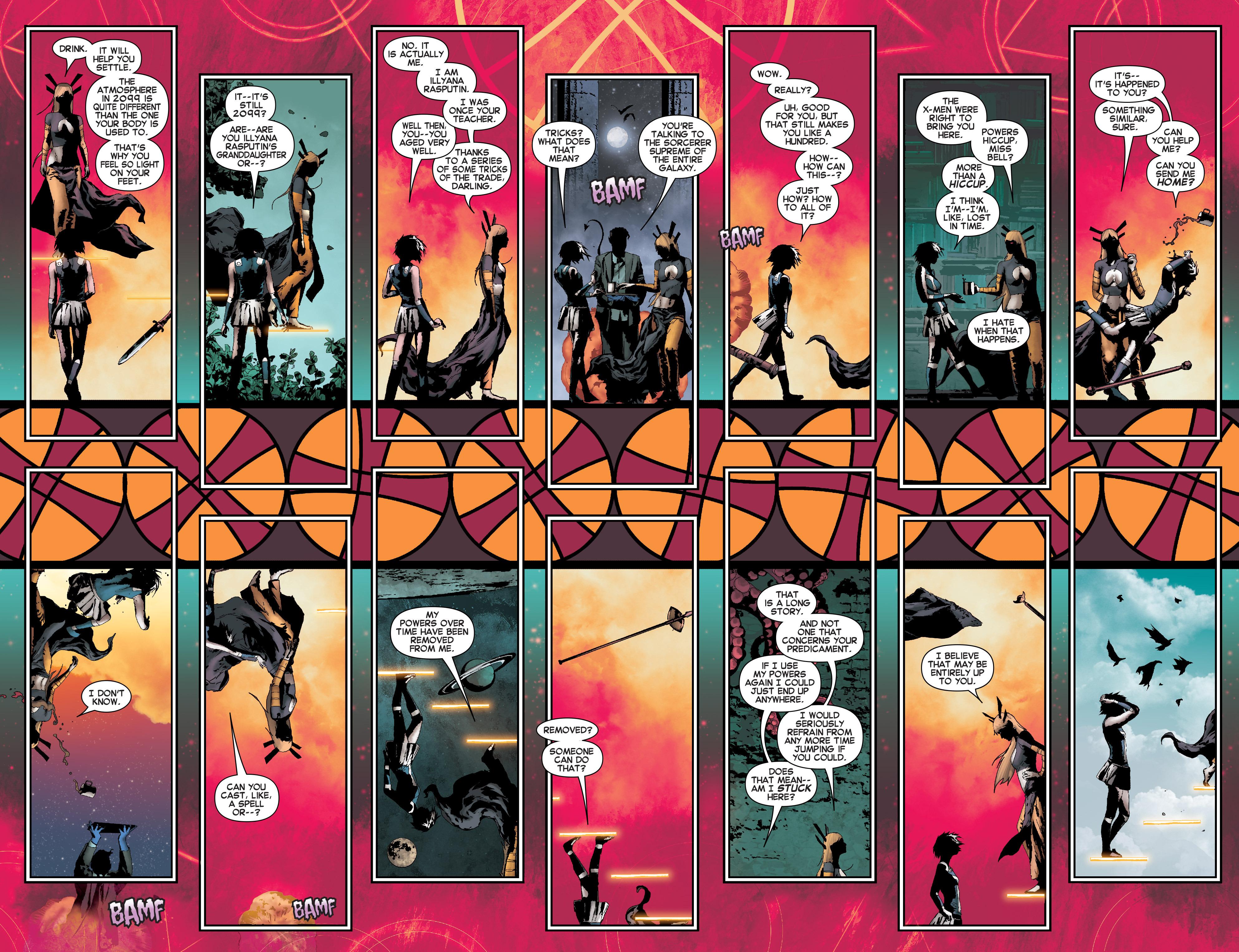 Read online Uncanny X-Men (2013) comic -  Issue # Annual 1 - 18