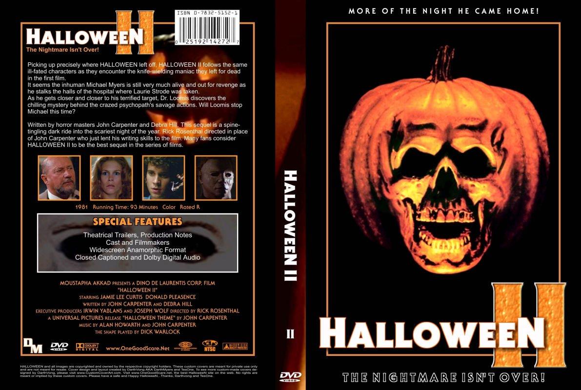 The Horrors Of Halloween Halloween Ii 1981 Newspaper Ads