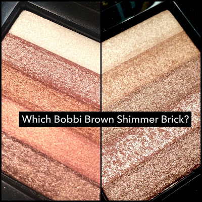 Bobbi Brown Shimmer Brick Limited Edition colors