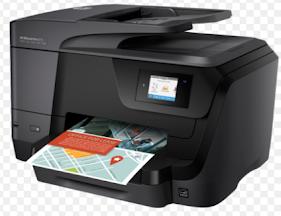 Controlador de impresora HP Officejet Pro 8715 para Windows y Mac