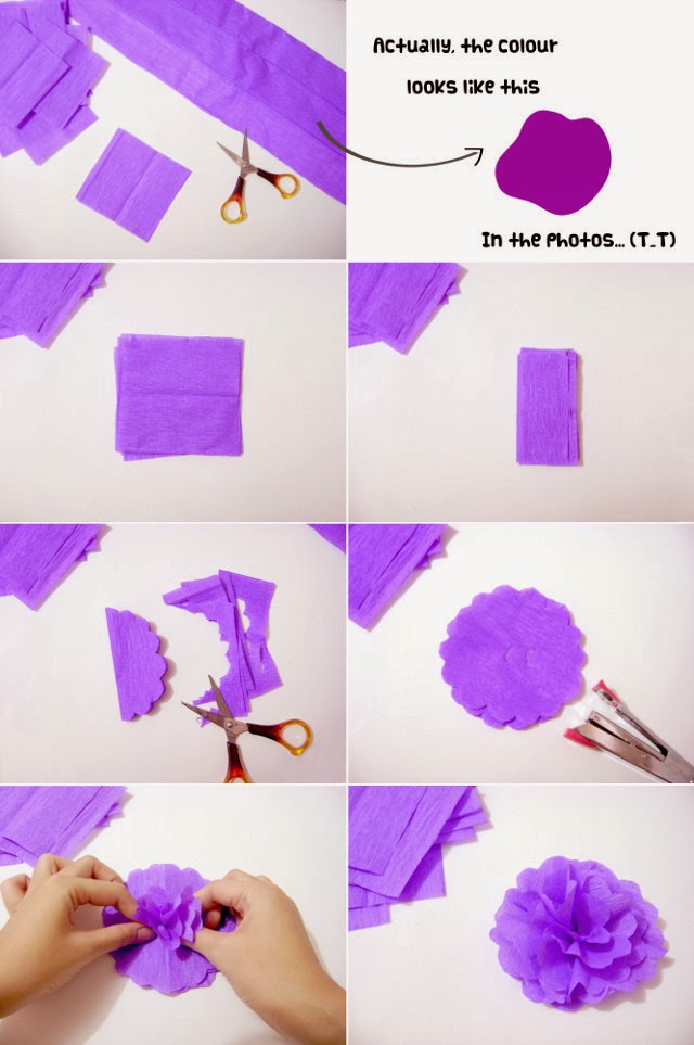 How To Make Decoration Pieces With Paper