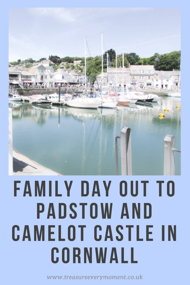 FAMILY HOLIDAY: Day Out to Padstow and Camelot Castle in Cornwall