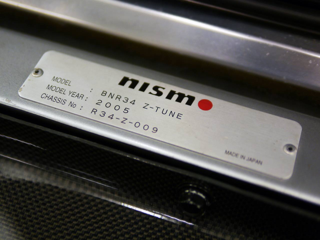 Exceptionally Rare Nissan Skyline GT-R Nismo Z-Tune Will