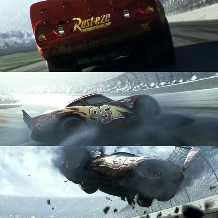 Descargar Cars 3 HD 2017 Castellano English Latino