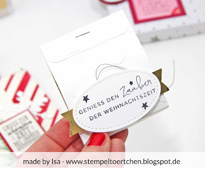 Swaps mit Stampin Up