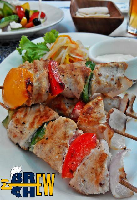 La Tapenade Mediterranean Cafe, Shish Taouk