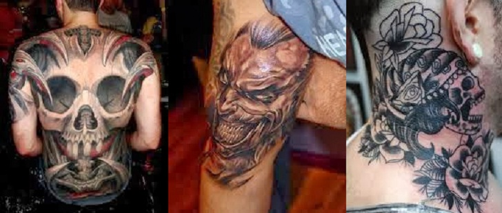 Gambar Tattoo Gothic Yang Kreatif Dan Motif-nya Keren