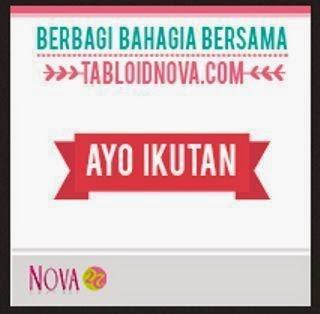 Berbagi Bahagia Bersama Tabloidnova.com