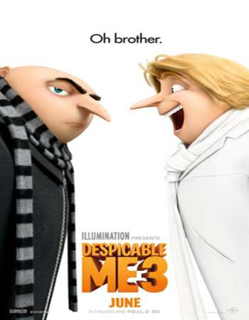 Despicable Me 3 2017 Full English Movie Download