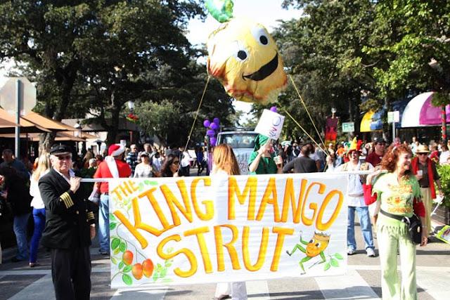 King Mango Strut em Miami