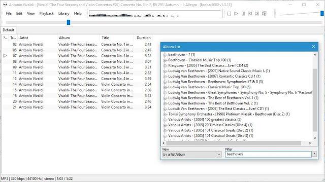 Download aplikasi Pemutar musik untuk windows 10