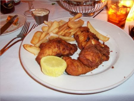 Rosie O'Gradys Fish And Chips