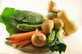 Sayuran yang mengandung Pati