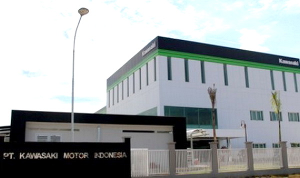Info Lowongan kerja SMA/K PT.Kawasaki Motor Indonesia Bekasi (Cibitung-Pulogadung)