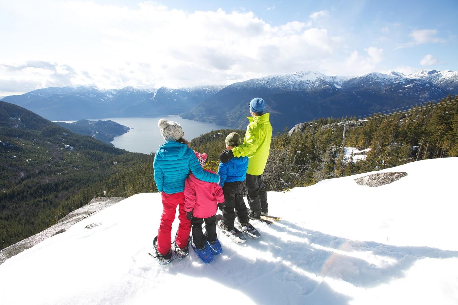 Intercâmbio em Vancouver com crianças: 4 programas para famílias