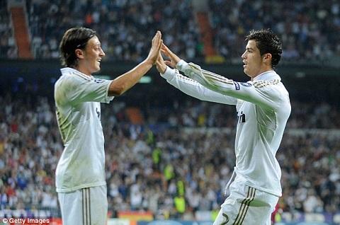 Tiền vệ Cristiano Ronaldo
