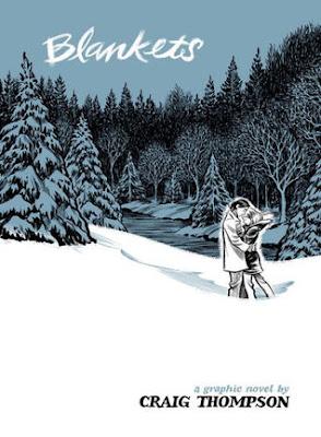 Blankets, Craig Thompson, Book Review, InToriLex