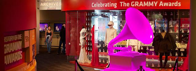 Estrutura do Grammy em Los Angeles