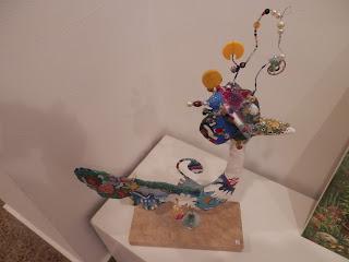 Escultura polimatérica, Antonio Hidalgo
