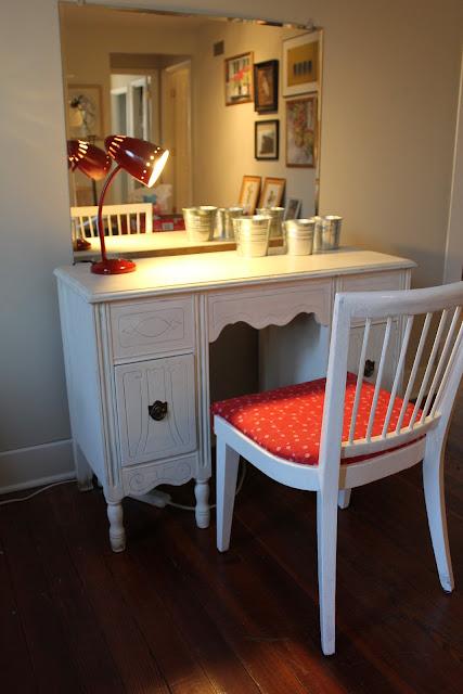 DIY Desk Makeover | HelloGlow.co
