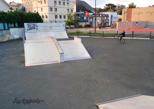 Skate park Vierzon