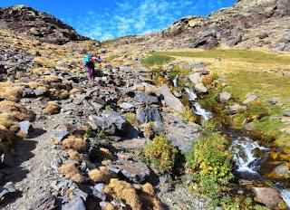 SrraNevada: Picon de Jerez, Puntal de Las Juntillas y Cerro Pelado