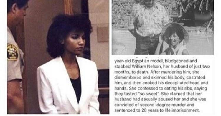 Woman Castrates And Eats Husband After Killing - Tia-Nas -9810