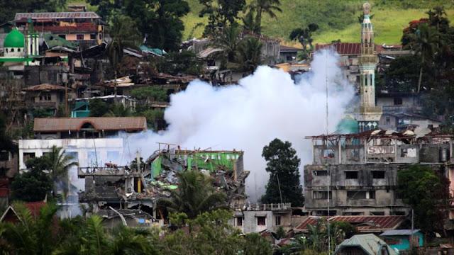 Ejército filipino refuerza su lucha contra terroristas de Daesh