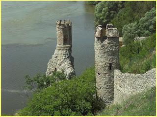 Torre de la Vierge Castillo de Devin