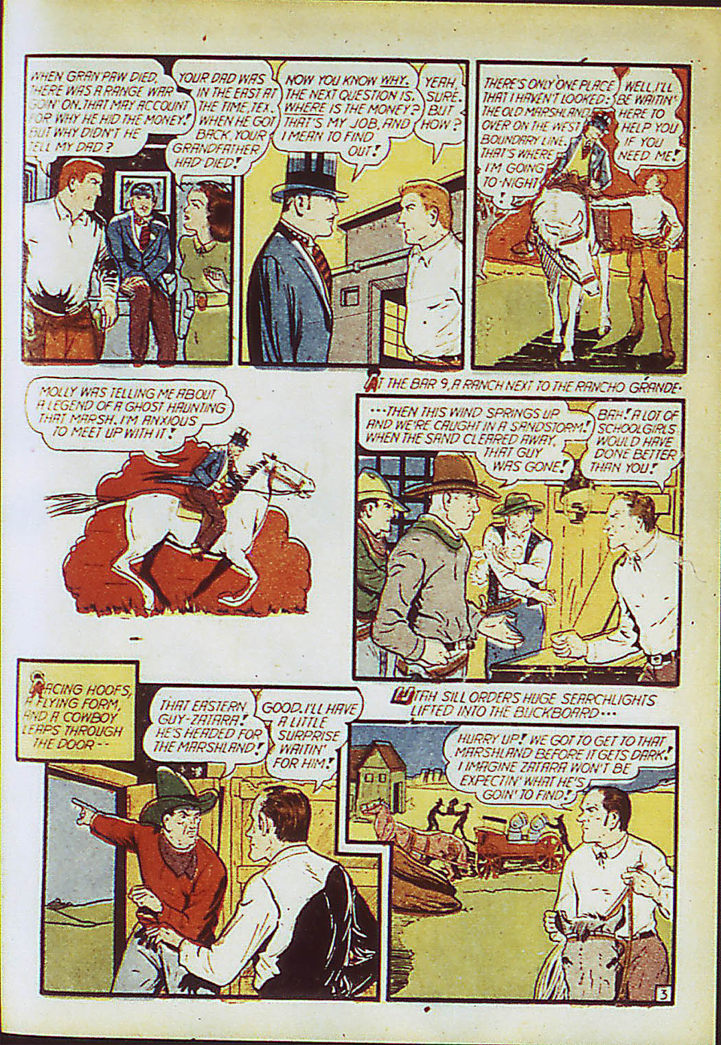 Read online Action Comics (1938) comic -  Issue #41 - 60
