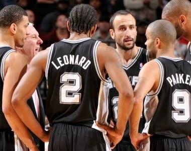Spurs de San Antonio Conquistan