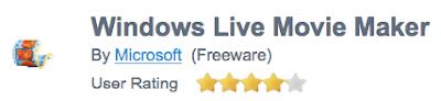 Windows Live Movie Maker filehippo