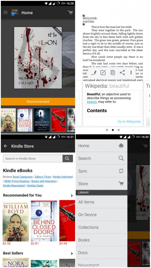 10 Ebook Reader Android Terbaik