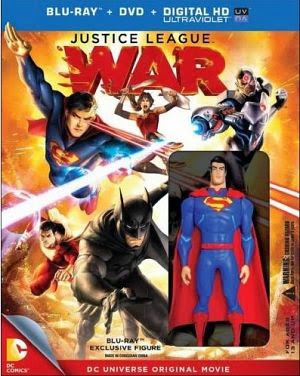 Justice League: War 2014 720p BRRip 700mb AC3 5.1
