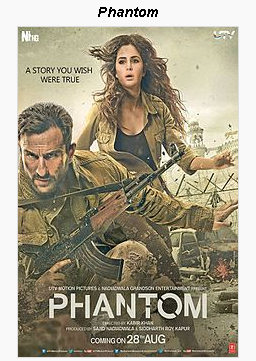 Phantom (2015) Full Hindi Movie Download free in mp4 3gp HD hq 720p avi