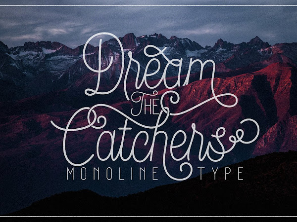 Download Dream Catchers Script Font Free